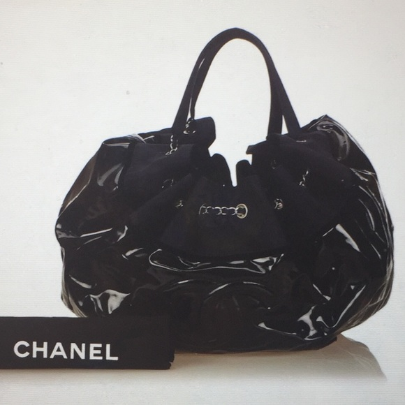 9edaa728cce764 CHANEL Handbags - 🆕 Chanel CC Chain Large Pattern Leather Hobo Bag